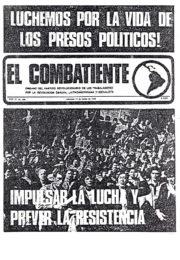 thumbnail of El Combatiente n 208