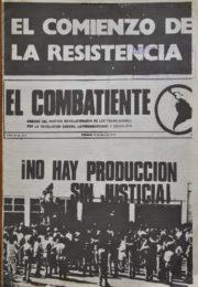 thumbnail of El Combatiente n 212