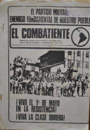 thumbnail of El Combatiente n 214