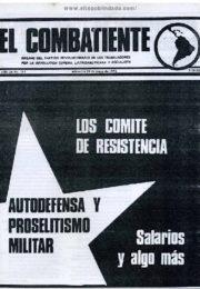 thumbnail of El Combatiente n 217