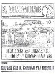 thumbnail of El Combatiente n 221