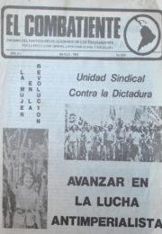 thumbnail of El Combatiente n 232
