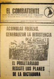 thumbnail of El Combatiente n 233