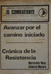 thumbnail of El Combatiente n 234