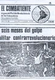 thumbnail of El Combatiente n 236