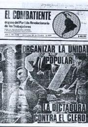 thumbnail of El Combatiente n 238