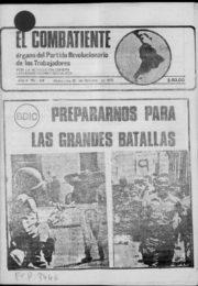 thumbnail of El Combatiente n 239