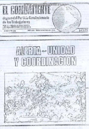 thumbnail of El Combatiente n 243