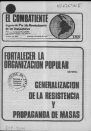 thumbnail of El Combatiente n 253