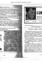 thumbnail of El Combatiente n 256 1977 octubre 21