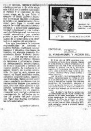 thumbnail of El Combatiente n 261