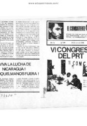 thumbnail of El Combatiente n 265