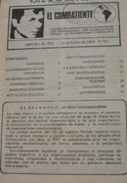 thumbnail of El Combatiente n 273