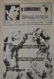 thumbnail of El Combatiente n 277