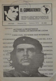 thumbnail of El Combatiente n 278 1980 octubre