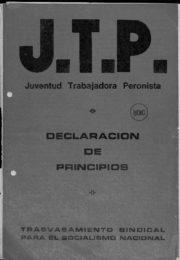 thumbnail of JTP Declaracion de Principio