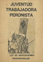 thumbnail of JTP Ley de Asoc. Profesionales