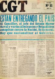 thumbnail of N 11. julio 11 Edicion Retirada de Circulacion