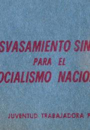 thumbnail of Trasvasamiento sindical para el socialismo nacional