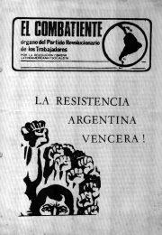 thumbnail of la-resistencia-argentina-vencera