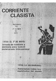 thumbnail of corriente-clasista-suplemento-1-de-mayo-1975